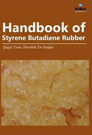 Bog, hardback Handbook of Styrene Butadiene Rubber