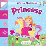 Princess (Lift the flap Friends)