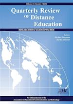 Quarterly Review of Distance Education Volume 15, Number 4, 2014