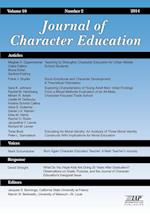 Journal of Research in Character Education, Volume 10, Number 2, 2014
