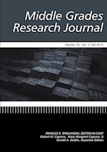 Middle Grades Research Journal Volume 10, Issue 2, Fall 2015