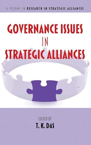 Bog, hardback Governance Issues in Strategic Alliances af T. K. Das