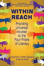 Within Reach (Educational Leadership for Social Justice)