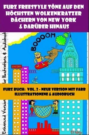 Kinder Bucher: Comic Fur Kinder - Kinderwitze & Schulwitze: Furz Buch