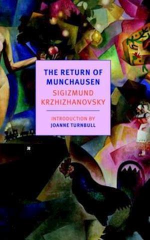 Return of Munchausen af Sigizmund Krzhizhanovsky