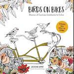 Birds on Bikes af Jacqueline Schmidt