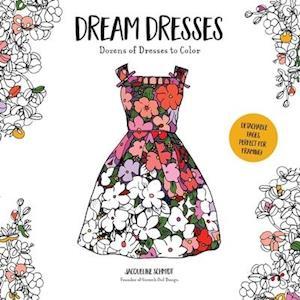 Bog, paperback Dream Dresses af Jacqueline Schmidt