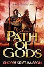 Path of Gods (The Valhalla Saga, nr. 3)