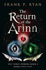 The Return of the Arinn (Three Powers Book 4)