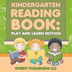 Kindergarten Reading Book