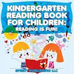 Kindergarten Reading Book for Children