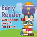 Early Reader Workbooks Level 1 for Pre-K