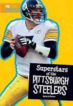 Superstars of the Pittsburgh Steelers (Pro Sports Superstars NFL)