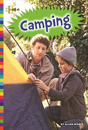 Bog, paperback Camping af Allan Morey