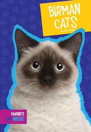 Bog, paperback Birman Cats af Mari C. Schuh