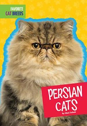 Bog, paperback Persian Cats af Mari C. Schuh