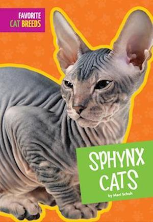 Bog, paperback Sphynx Cats af Mari C. Schuh