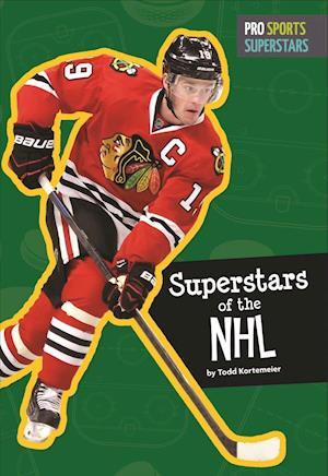 Bog, paperback Superstars of the NHL af Todd Kortemeier