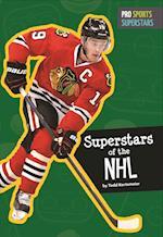 Superstars of the NHL (Pro Sports Superstars)