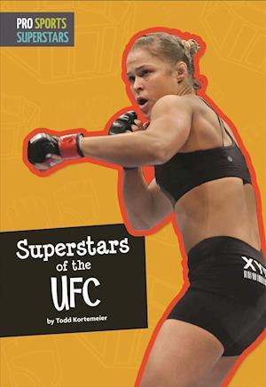 Bog, paperback Superstars of the Ufc af Todd Kortemeier