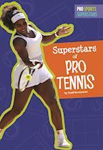 Superstars of Pro Tennis (Pro Sports Superstars)