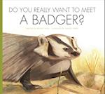 Do You Really Want to Meet a Badger? (Do You Really Want to Meet Wild Animals)