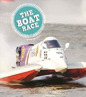 Bog, paperback The Boat Race af Rachel Bach