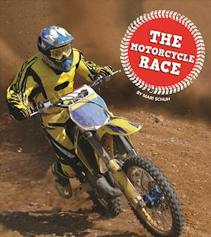 Bog, paperback The Motorcycle Race af Mari Schuh