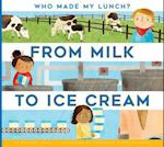 From Milk to Ice Cream (Who Made My Lunch)