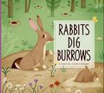 Rabbits Dig Burrows (Animal Builders)