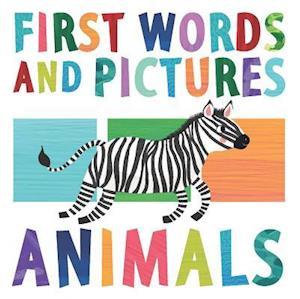 Bog, ukendt format Animals af Margot Channing
