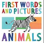 Animals (First Words and Pictures)