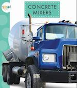 Concrete Mixers (Spot Mighty Machines)