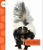 Skunks (Spot Backyard Animals)