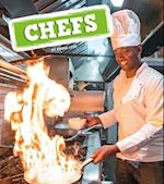 Chefs (Real Life Superheroes)