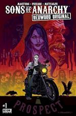 Sons of Anarchy: Redwood Original #1 (Sons of Anarchy Redwood Original)