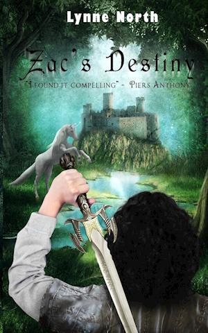 Bog, hæftet Zac's Destiny af Lynne North