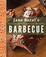 Jane Butel's Finger Lickin', Rib Stickin', Great Tastin', Hot and Spicy Barbecue (Jane Butel Library)