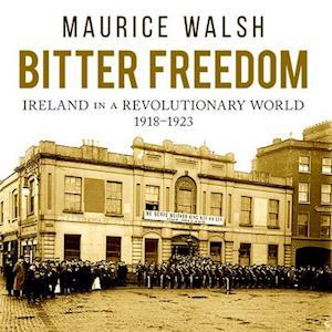 Lydbog, CD Bitter Freedom af Maurice Walsh