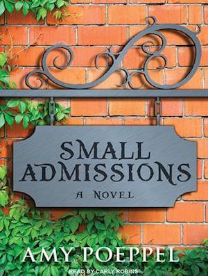 Lydbog, CD Small Admissions af Amy Poeppel