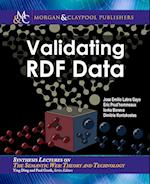 Validating Rdf Data