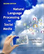 Natural Language Processing for Social Media (Synthesis Lectures on Human Language Technologies)