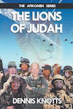 The Lions of Judah: Book Three of the Afikomen Series