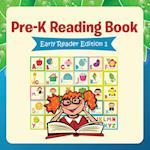Pre-K Reading Book