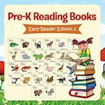 Pre-K Reading Books