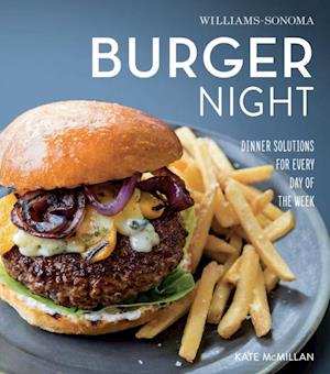 Burger Night af Kate McMillan