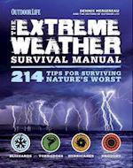 The Extreme Weather Survival Manual af Dennis Mersereau