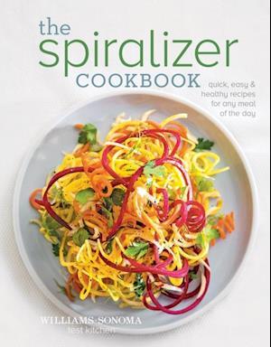 Spiralizer Cookbook af Williams-sonoma Test Kitchen
