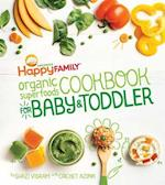 Happy Family Organic Superfoods Cookbook for Baby and Toddler af Shazi Visram