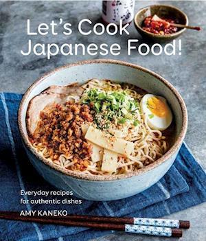 Bog, hardback Let's Cook Japanese Food! af Amy Kaneko